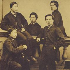 Choshu students